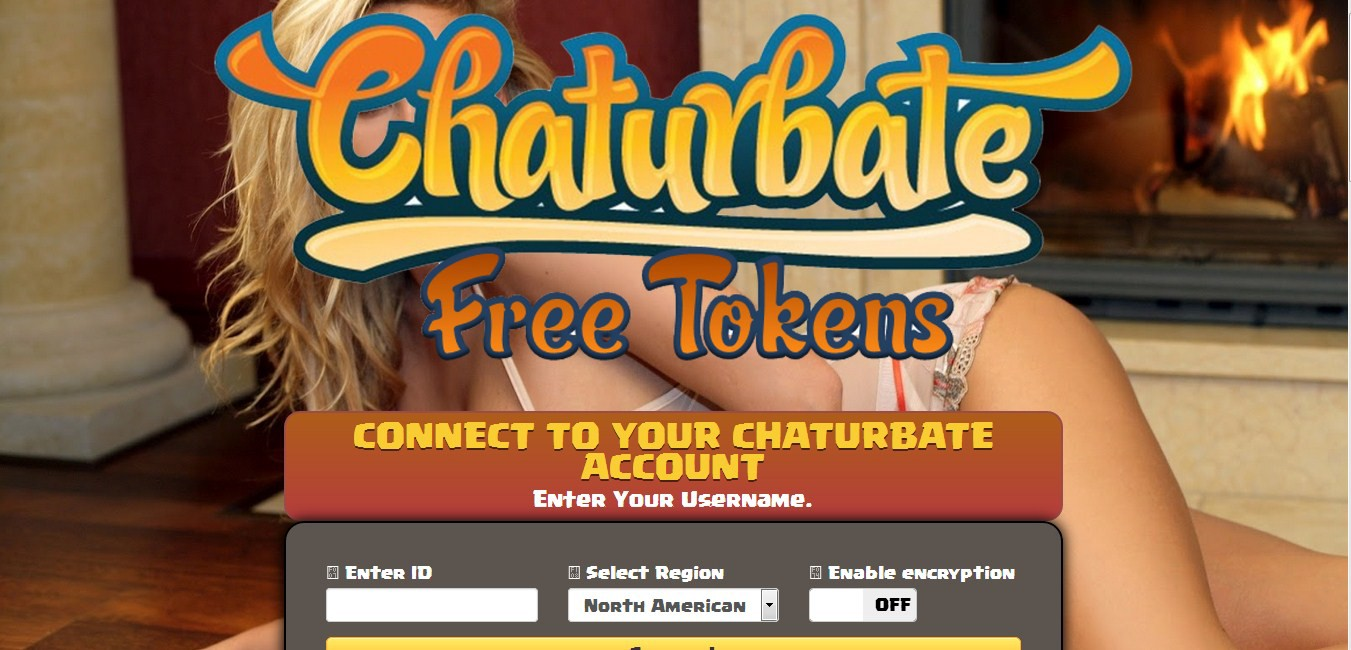 free chaturbate token account